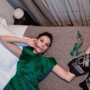 Kati Nescher - Glamour Magazine Pictorial [Germany] (April 2018) - 454 x 605