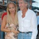 Roger Waters and Laurie Durning
