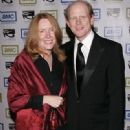 Cheryl Alley Howard and Ron Howard - 331 x 480