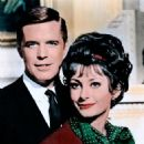 Elizabeth Ashley and George Peppard - 454 x 583
