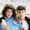 Patrick Dempsey and Kirstie Alley