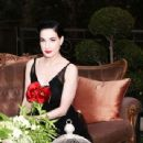 Dita Von Teese – Maison ST-Germain Event in Los Angeles