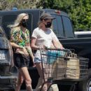 Kristen Stewart – Witrh Dylan Meyer shopping at Gelson's in Los Feliz
