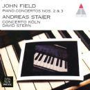 John Field (composer) - Piano Concertos Nos. 2 & 3 (Concerto Köln, feat. fortepiano: Andreas Staier)