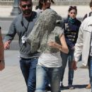 Selena Gomez - On The Set Of 'Monte Carlo' In Paris, France - June 22, 2010