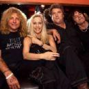 Runaway's Cherie Currie, Richie Ramone + Steven Adler rock 2015 IES Rock Honors - 454 x 303