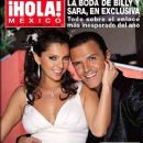 Sara Maldonado and Billy Rovzar - 370 x 484