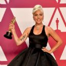 Lady Gaga At The 91st Annual Academy Awards - Press Room