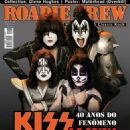 Gene Simmons - Roadie Crew Magazine Cover [Brazil] (December 2015)