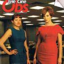 Elisabeth Moss - Télé Ciné Obs Magazine Cover [France] (23 June 2011)