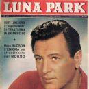 Burt Lancaster - Luna Park Magazine Cover [Italy] (14 June 1962)