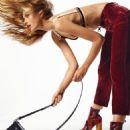 Cato Van Ee - Vogue Magazine Pictorial [France] (February 2015) - 454 x 605
