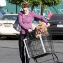 Danielle Panabaker – Shopping candids in Hollywood - 454 x 554