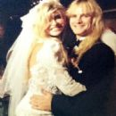 Bobbie Brown and Jani Lane's Wedding - 454 x 509