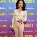 Sandra Oh – The Contenders Emmys Presented by Deadline Hollywood in LA - 454 x 681
