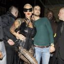 Amber Rose at Faces NightClub in Essex, England - April 25, 2015
