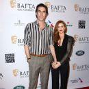 Isla Fisher – 2020 BAFTA LA Tea Party in Los Angeles - 454 x 634