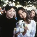 Mike Myers and Tia Carrere