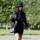 Yazmin Oukhellou – On the Set of The Only Way is Essex in Essex