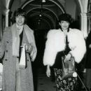 Mick and Bianca Jagger