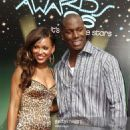 Meagan Good and Tyrese Gibson