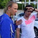 Rory McIlroy and Caroline Wozniacki - 454 x 256
