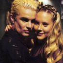 James Marsters and Mercedes McNab in Buffy The Vampire Slayer