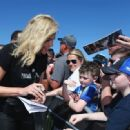 Charlize Theron – NASCAR Cup Series 60th Annual Daytona 500 in Florida - 454 x 332