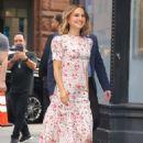 Natalie Portman – Arrives at Build Series in New York