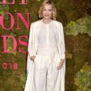 Cate Blanchett – Green Carpet Fashion Awards 2018 in Milan