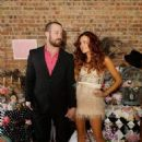 Maria Kanellis and Mike Bennett's engagement photo shoot - 454 x 682