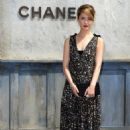Rose Byrne attends the Chanel show as part of Paris Fashion Week Haute-Couture Fall/Winter 2013-2014 at Grand Palais on July 2, 2013 in Paris, France
