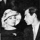 Gardner McKay and Joan Collins