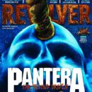 Phil Anselmo, Dimebag Darrell, Vinnie Paul, Rex Brown - Revolver Magazine Cover [United States] (May 2014)