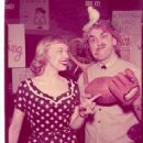 Edie Adams and Ernie Kovacs - 454 x 558