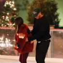 Kourtney Kardashian – Ice skating at a Christmas party in Thousand Oaks - 454 x 665