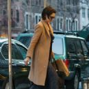 Katie Holmes – Out and about in New York City - 454 x 639