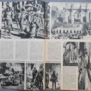 Elizabeth Taylor - Cinemonde Magazine Pictorial [France] (15 December 1962) - 454 x 314