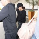 Demi Lovato – Arrived at LAX Airport in LA