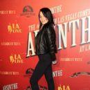 Kelli Berglund at Absinthe Opening Night in Los Angeles