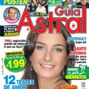 Daniel, Chris Brown, Nx Zero - Guia Astral Magazine Cover [Brazil] (June 2008)