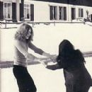 Maureen Wilson and Robert Plant 1970