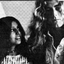 Maureen Wilson and Robert Plant circa 1971