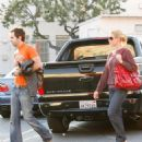 Katherine Heigl and Josh Kelley