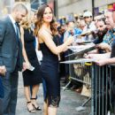 Jennifer Garner – Arrives at 'The Late Show with Stephen Colbert' in NY