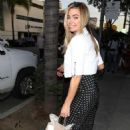 Denise Richards – Arriving at Andy Cohen's baby shower in Beverly Hills