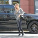 Joanna Krupa – Arrives at a gym in Beverly Hills - 454 x 303