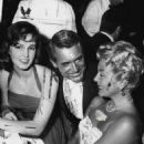 Lana Turner with beautiful daughter Cheryl Crane