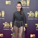 Alison Brie – MTV Movie and TV Awards 2018 in Santa Monica - 454 x 681