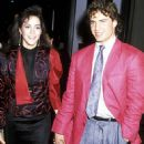 Jami Gertz and Jason Patric